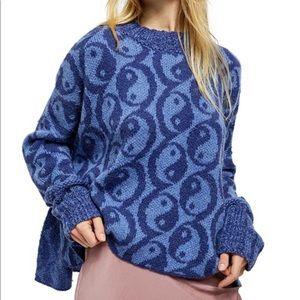 Free People YinYang Sweater